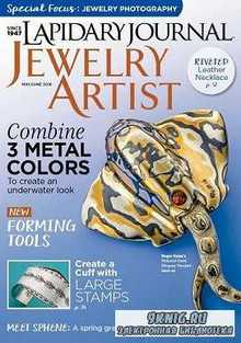 Lapidary Journal Jewelry Artist Vol.70, №2 2016