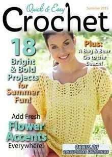 Quick & Easy Crochet - Summer 2015