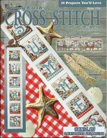 Stoney Creek Cross Stitch Collection  №1 Winter 2016