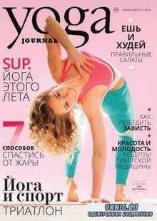 Yoga Journal №76  (июль-август /  2016)