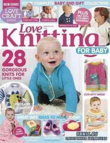 Love Knitting for Baby - September 2016