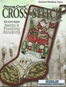 Stoney Creek Cross Stitch Collection Vol.28 №3  2016