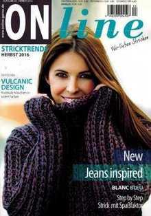 ONline Stricktrends Herbst №44 Ausgabe 2016
