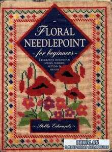 Floral Needlepoint for Beginners: Decorative Designs for Spring, Summer, Fa ...
