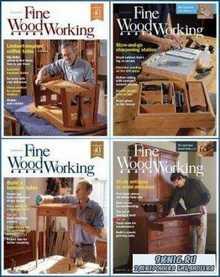 "Подшивка журналов ""Fine Woodworking""   (2016)"