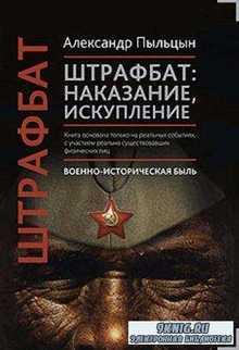 Александр Васильевич Пыльцын - Шрафбат: наказание, искупление. Военно-историческая быль (2015)