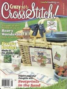 Crazy for Cross Stitch №66 2001