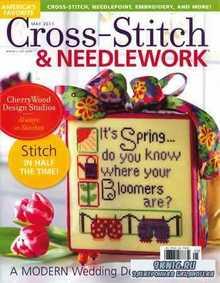 Cross Stitch & Needlework №5 2011