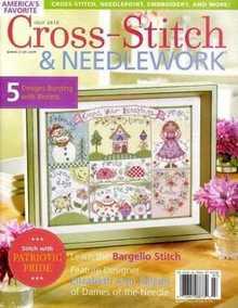 Cross-Stitch & Needlework №7 2010