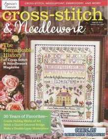 Cross-Stitch & Needlework Vol.11 №4  2016