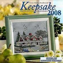 Keepsake Calendar 2008
