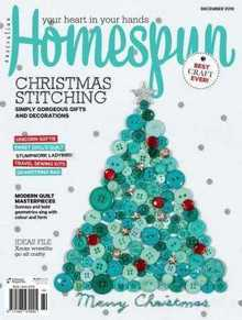 Australian Homespun №163 2016