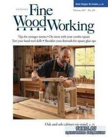 Fine Woodworking №259  (2017)