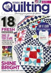 Love Patchwork & Quilting №42 2016
