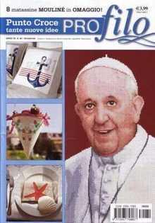 Punto Croce Profilo Anno XII №80 2013