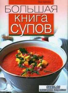 Энн Шезби - Большая книга супов (2013)