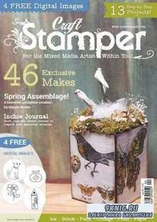 Craft Stamper – April 2017