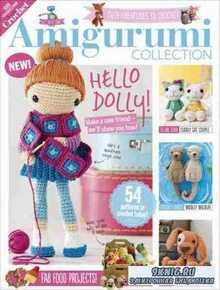 Simply Crochet - Amigurumi Collection Vol. 2 2017