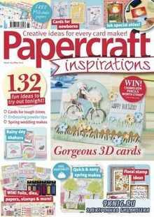 Papercraft Inspirations №164 2017