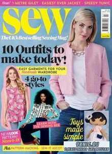 Sew Magazine №97 May 2017