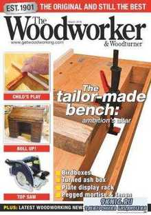 The Woodworker & Woodturner №3  (март /  2016)