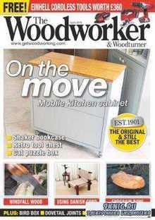 The Woodworker & Woodturner №4  (апрель /  2015)
