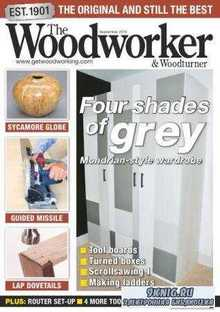 The Woodworker & Woodturner №9  (сентябрь /  2015)