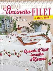Motivi Uncinetto №29 2017