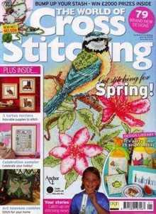 The world of cross stitching №146 2009