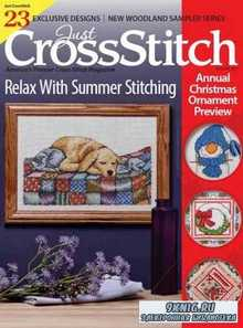 Just Cross Stitch – August 2017