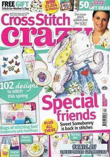 Cross Stitch Crazy №162 2012