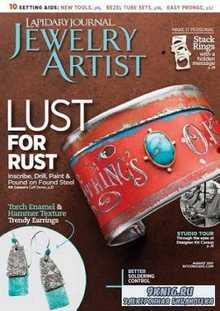 Lapidary Journal Jewelry Artist vol.71 №4 2017