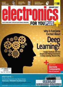 Electronics For You №1  (2017)