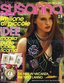 Le idee di Susanna №28 1990