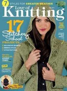 Love of Knitting - Fall 2017
