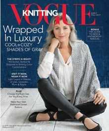 Vogue Knitting Early Fall 2017