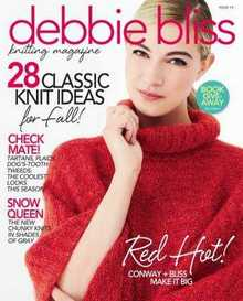 Debbie Bliss Knitting Magazine Fall/Winter 2015