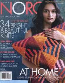 Noro Knitting Magazine №9 2016