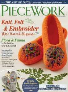 PieceWork - September/October 2017