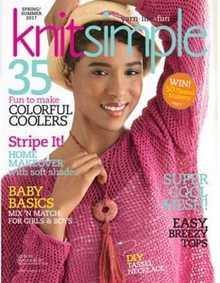 Knit Simple - Spring/Summer 2017