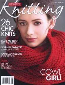 Designer Knitting Early Autumn 2015
