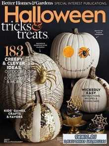 Halloween Tricks Treats 2017