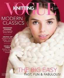 Vogue Knitting - Holiday 2016