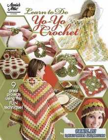 Wendy Harbaugh - Learn to Yo-Yo Crochet