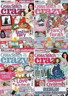 Cross Stitch Crazy №159 - 171 2012