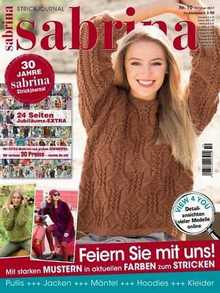 Sabrina №10 2017 Germany