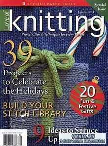 Love of Knitting - Holiday 2011