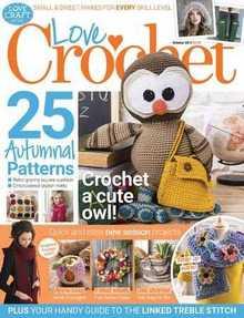 Love Crochet — October 2017