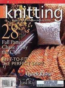 Love of Knitting - Fall 2011