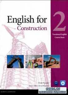 Frendo E. - English for Construction. Level 2 (аудиокнига)